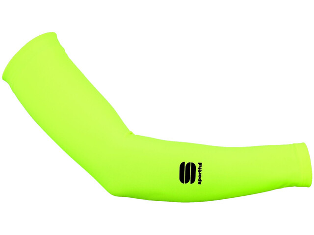 Sportful Thermodrytex Arm Warmers yellow fluo